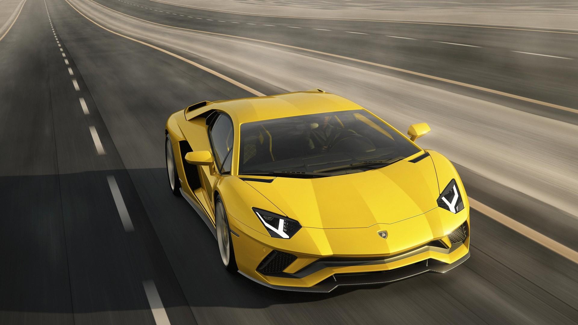 Lamborghini aventador s lamborghini