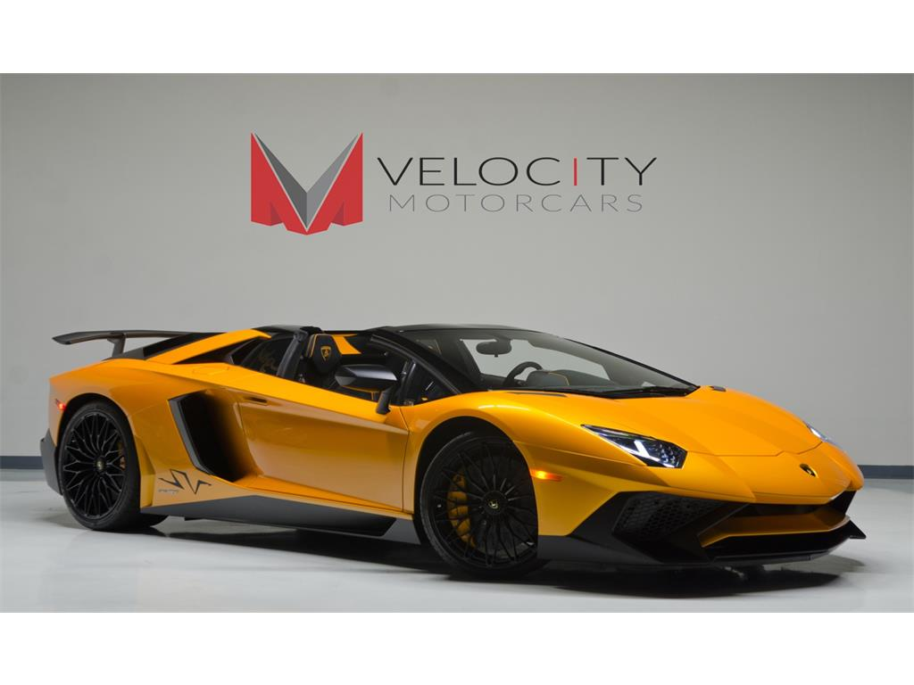 lamborghini aventador lp 750 4 superveloce roadster listed for 799 995 autoevolution. Black Bedroom Furniture Sets. Home Design Ideas
