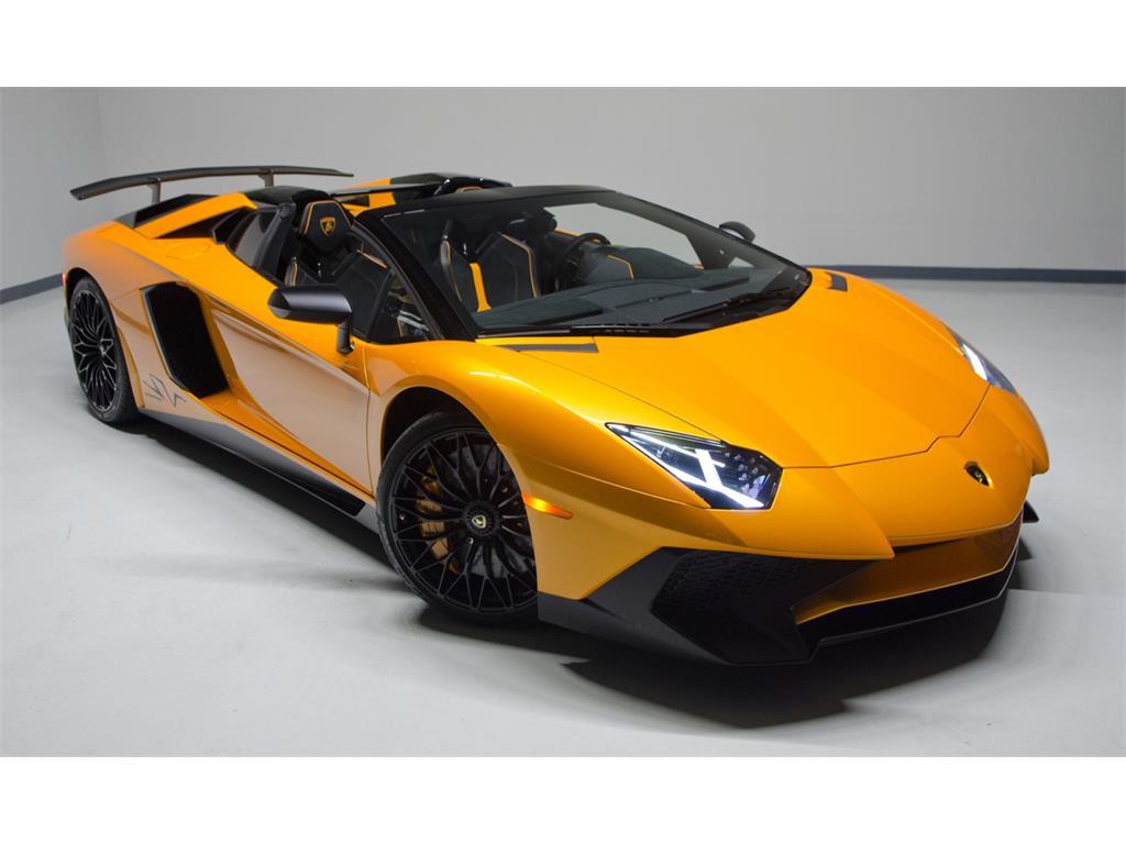 Lamborghini Aventador Lp 750 4 Superveloce Roadster Listed For 799 995 Autoevolution