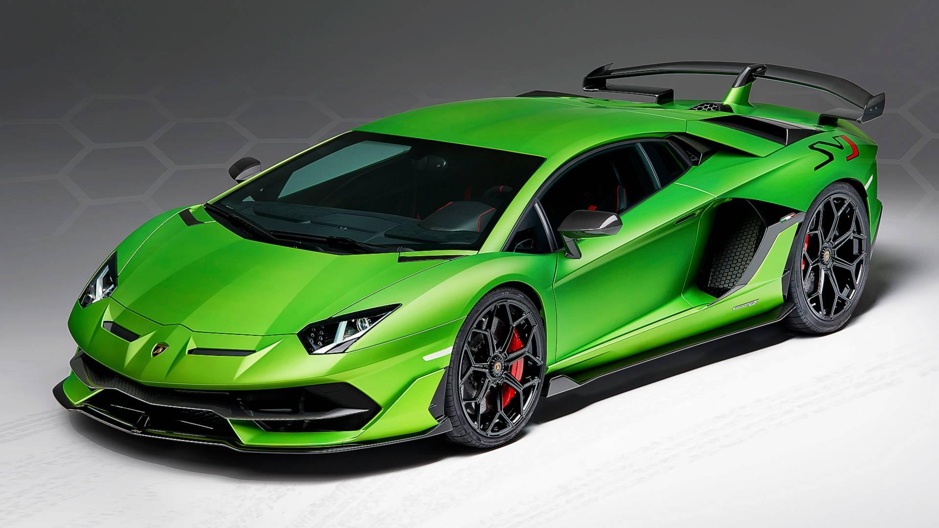 Cars For Uber >> Lamborghini Aventador SVJ Looks Complicated in Live Footage - autoevolution