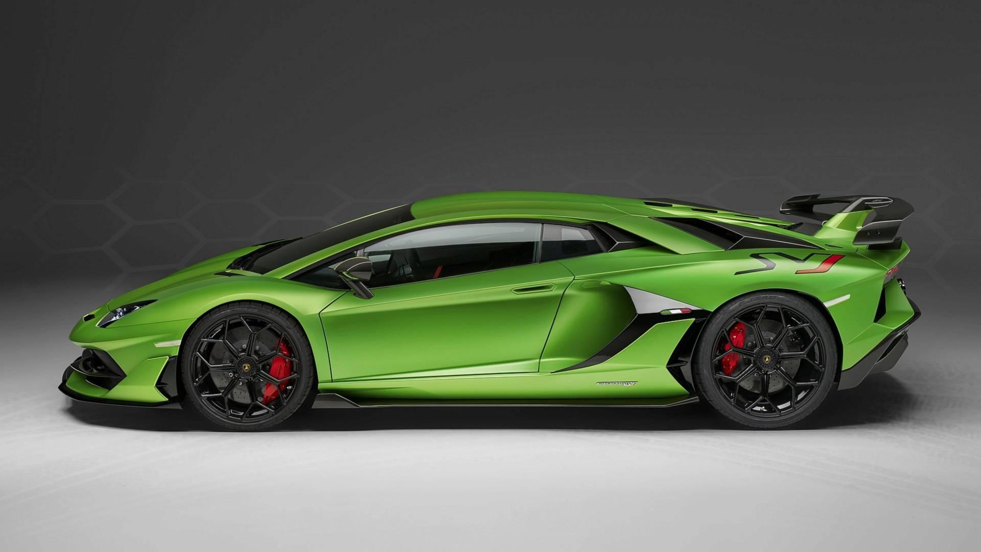 Lamborghini Aventador Svj Looks Complicated In Live Footage Autoevolution