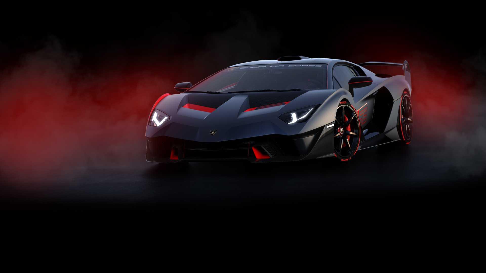 Lamborghini Aventador Turns Into Sc18 Thanks To Squadra Corse