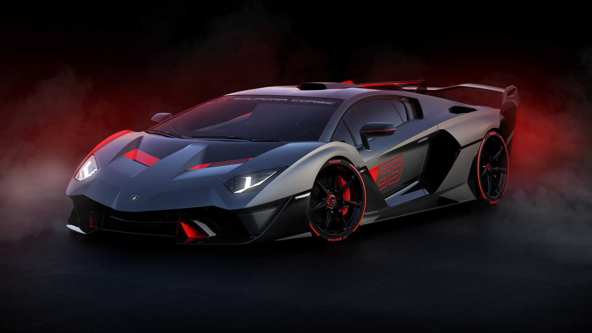 Lamborghini Aventador Turns Into Sc18 Thanks To Squadra Corse Autoevolution