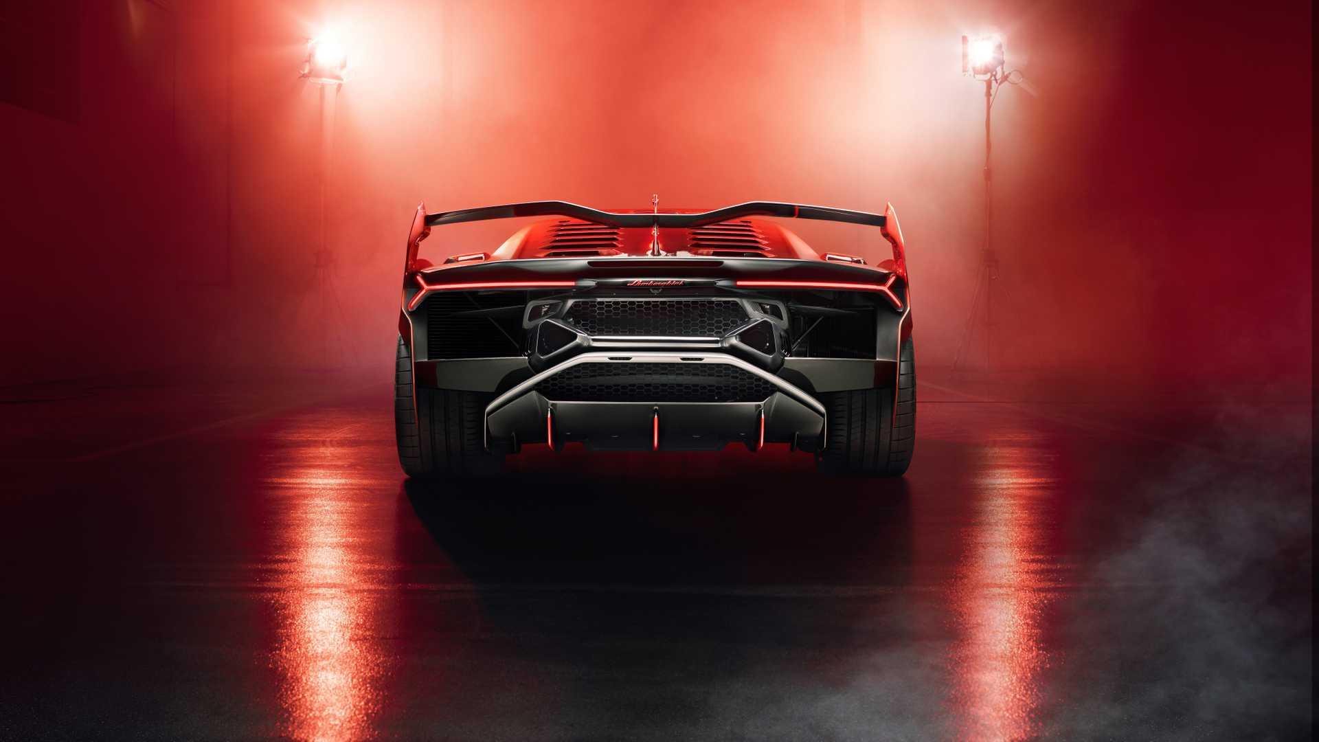 Lamborghini Aventador Turns Into Sc18 Thanks To Squadra Corse Autoevolution