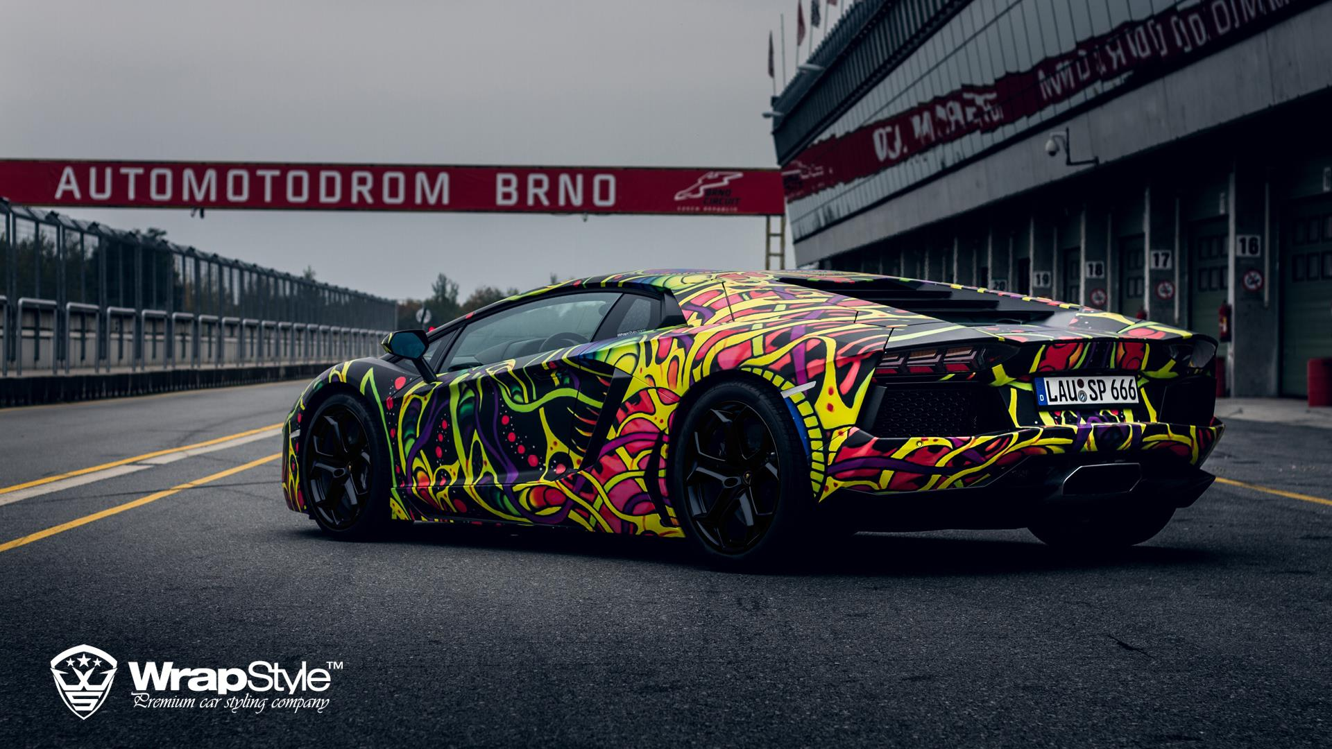 Httpsscdnautoevolutioncomimagesnewsgalle - Cool car wraps