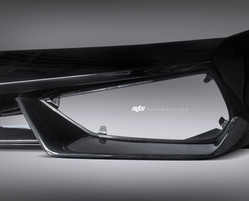 Lamborghini Carbon Fiber Parts Released by Renown