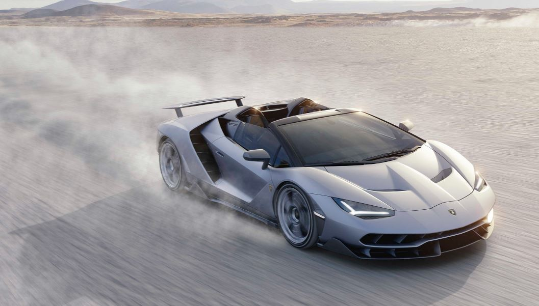 Lamborghini Centenario Roadster Setting Nurburgring Record Yes It