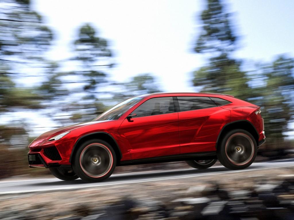 ... Lamborghini Urus Concept ...