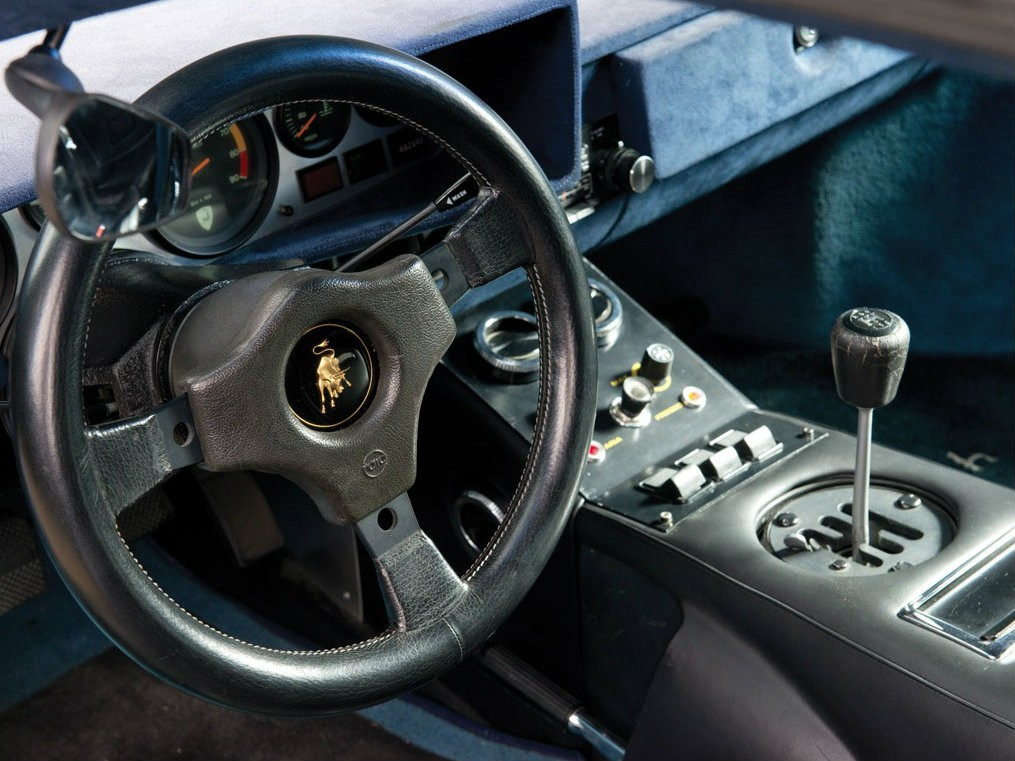 Lamborghini Countach Gets Aventador Sv Makeover In Mind