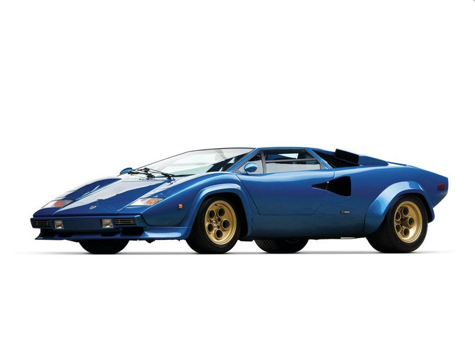 Фото | Lamborghini Countach LP400S 1974 года выпуска