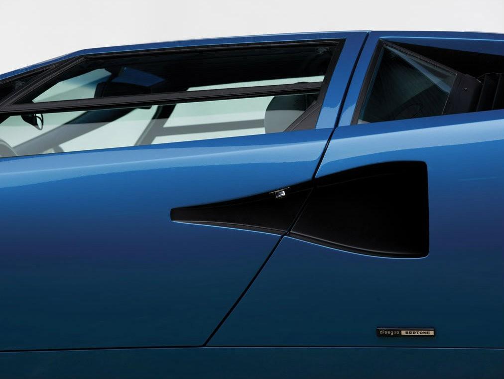 Двери Lamborghini Countach LP400S