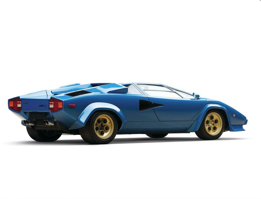 Фото | Lamborghini Countach LP400S