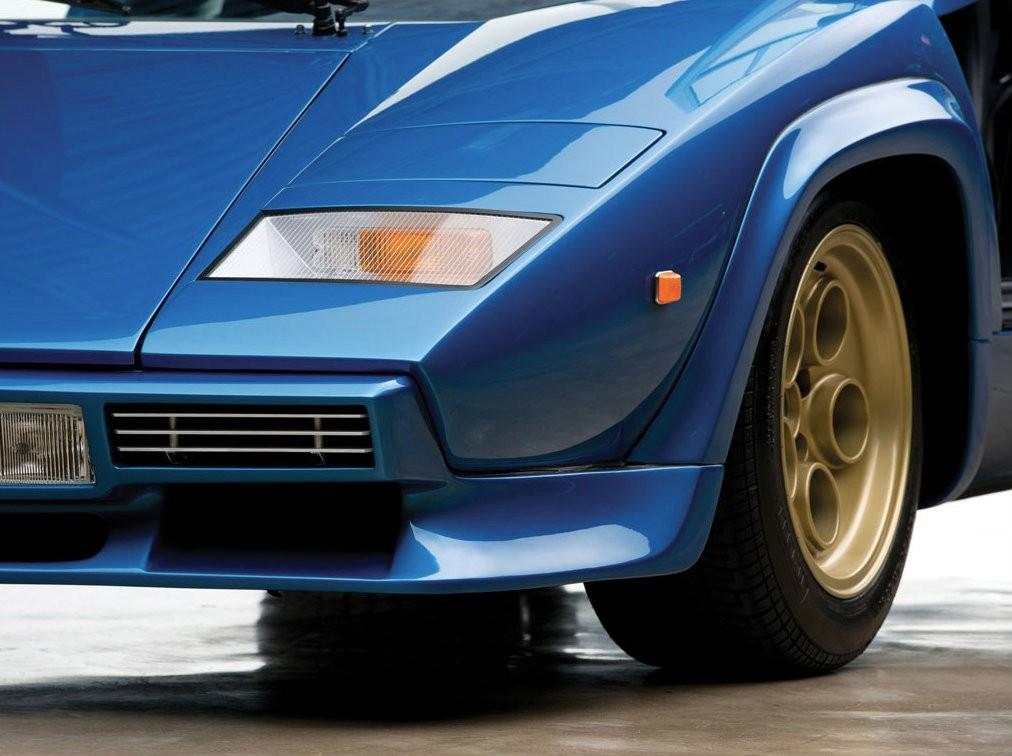 Фары Lamborghini Countach LP400S
