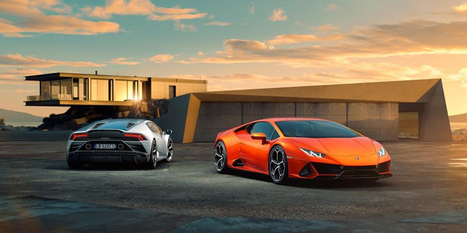 Lamborghini Discontinues Lp Naming Scheme For Actual Words