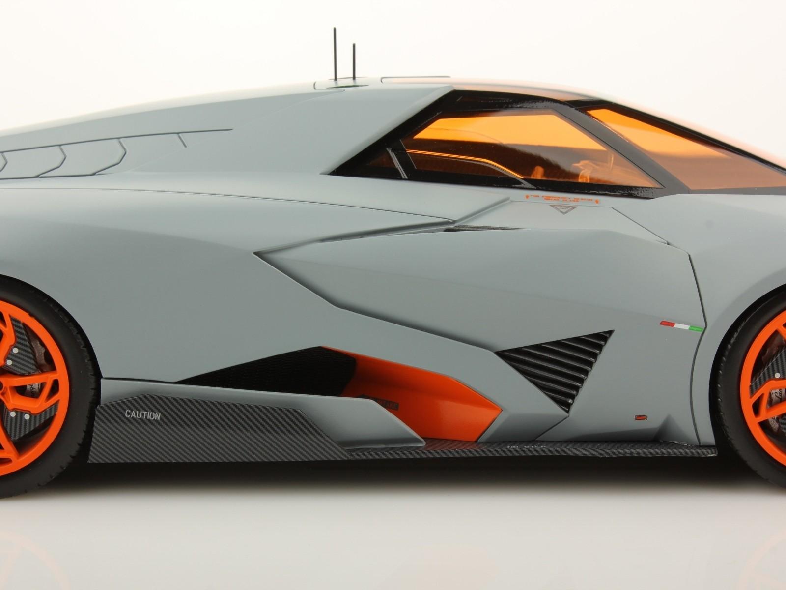 Lamborghini Egoista 1 18 Scale Model Is More Awesome Than The Real