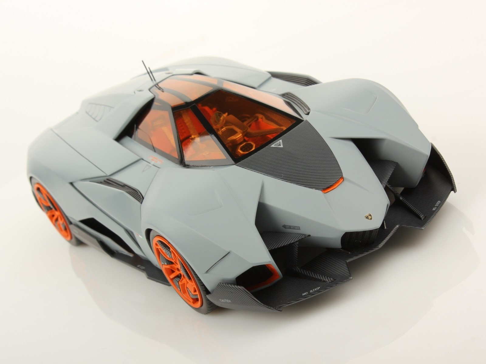 Lamborghini Egoista 1 18 Scale Model Is More Awesome Than The Real