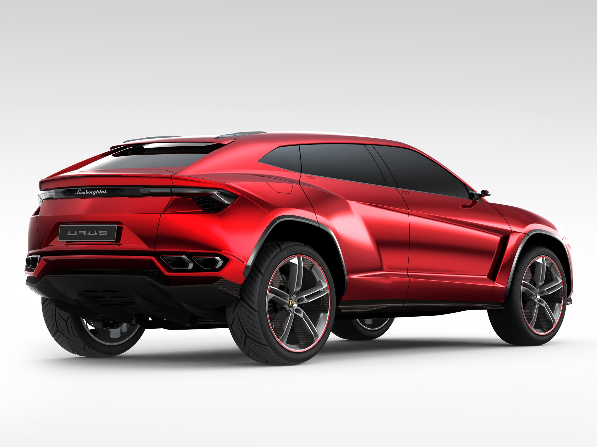 Superb ... Lamborghini Urus SUV (concept Version) ...