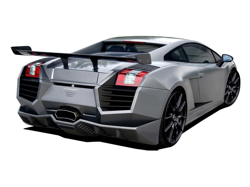 Lamborghini Gallardo Gets Reventon Inspired Body Kit From