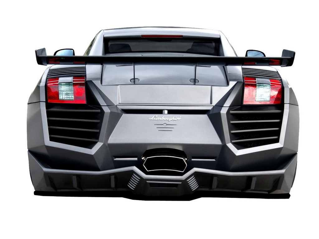 Lamborghini Gallardo Gets Reventon Inspired Body Kit From Cosa