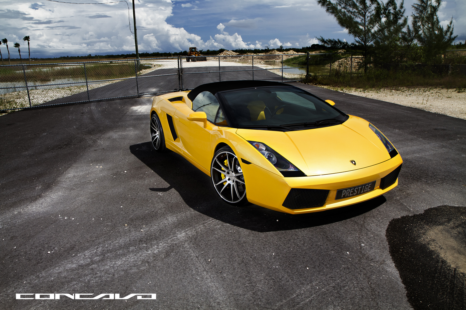 lamborghini gallardo spyder on cw 5 concavo wheels autoevolution. Black Bedroom Furniture Sets. Home Design Ideas
