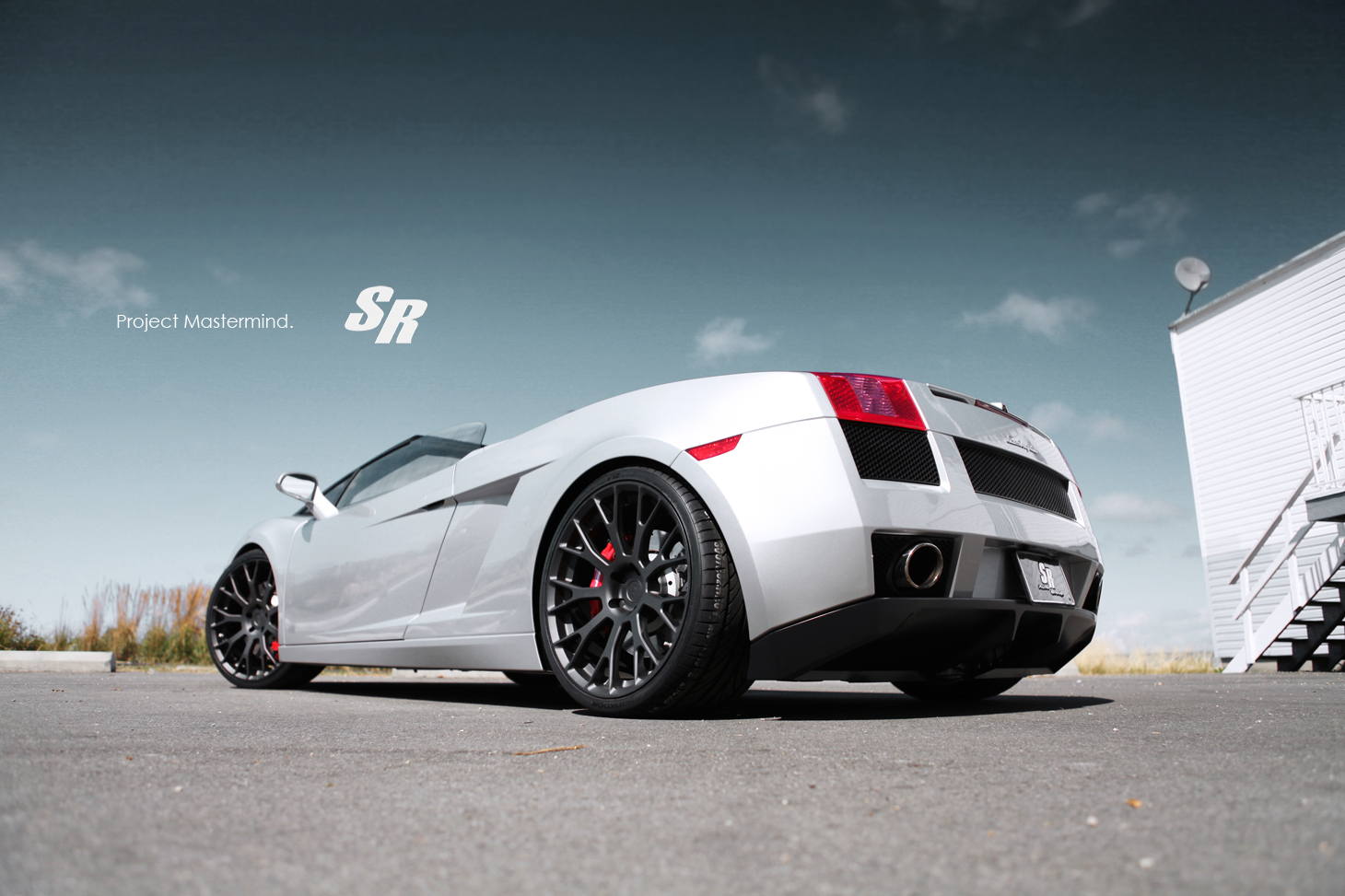 lamborghini gallardo spyder on pur wheels autoevolution. Black Bedroom Furniture Sets. Home Design Ideas