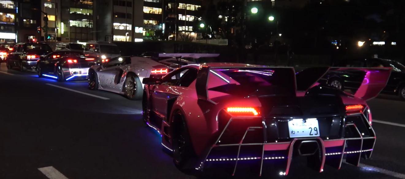 Lamborghini Murcielago With Veneno Body Kit Does Cosplay