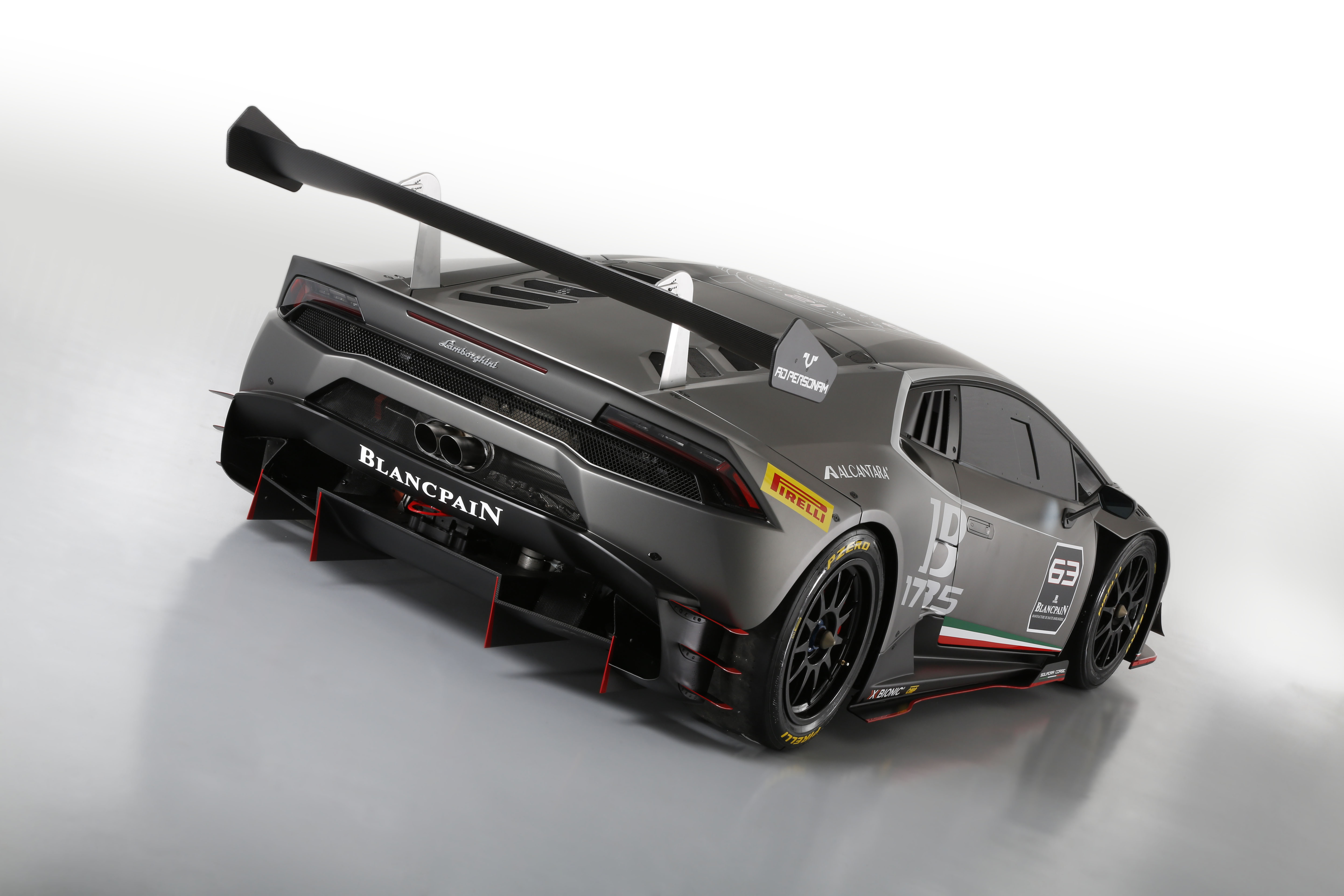 lamborghini huracan could take on gtd class in 2015 autoevolution. Black Bedroom Furniture Sets. Home Design Ideas