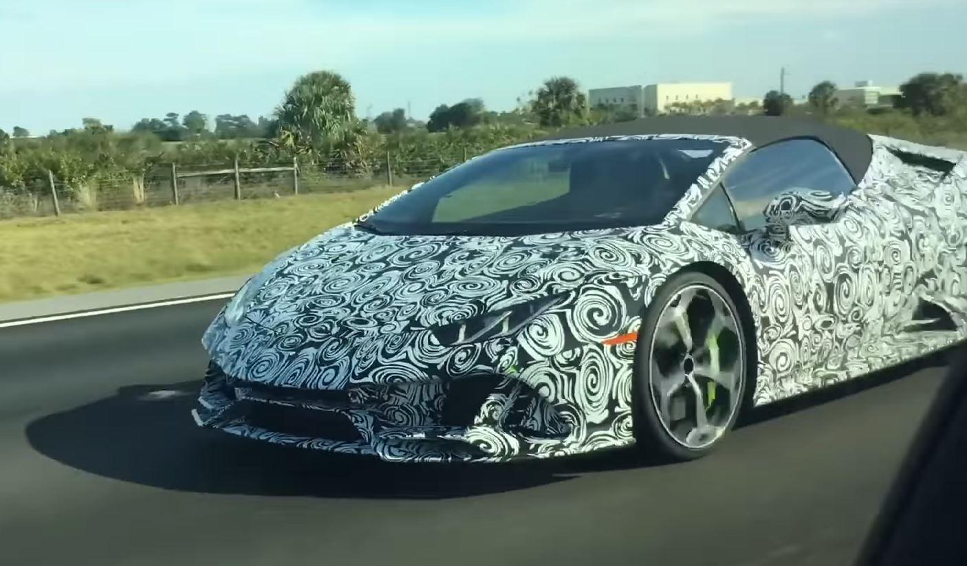 Shark Mouth Lamborghini Huracan Wrap Drops The Bomb