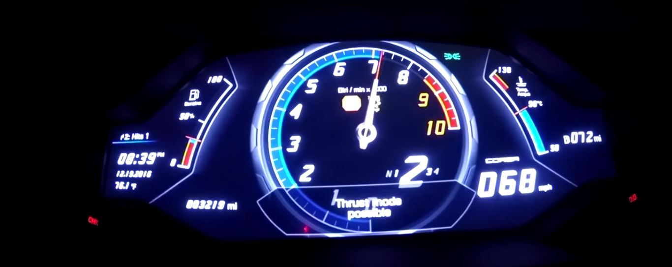 Lamborghini Huracan Guy Does 0 60 Mph With W O Launch