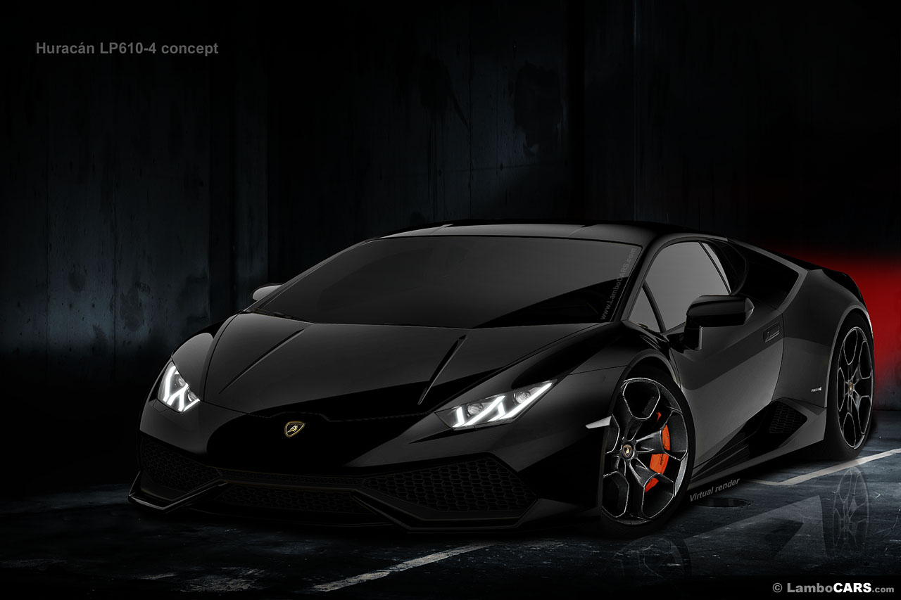 Lamborghini Huracan Imagined as LP650-4 Superleggera ...