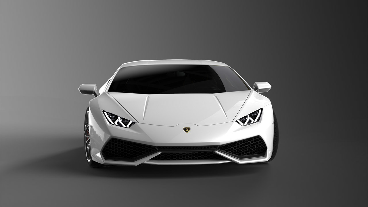 Lamborghini Huracan Pickup Truck Rendered As A V10 Nod To The