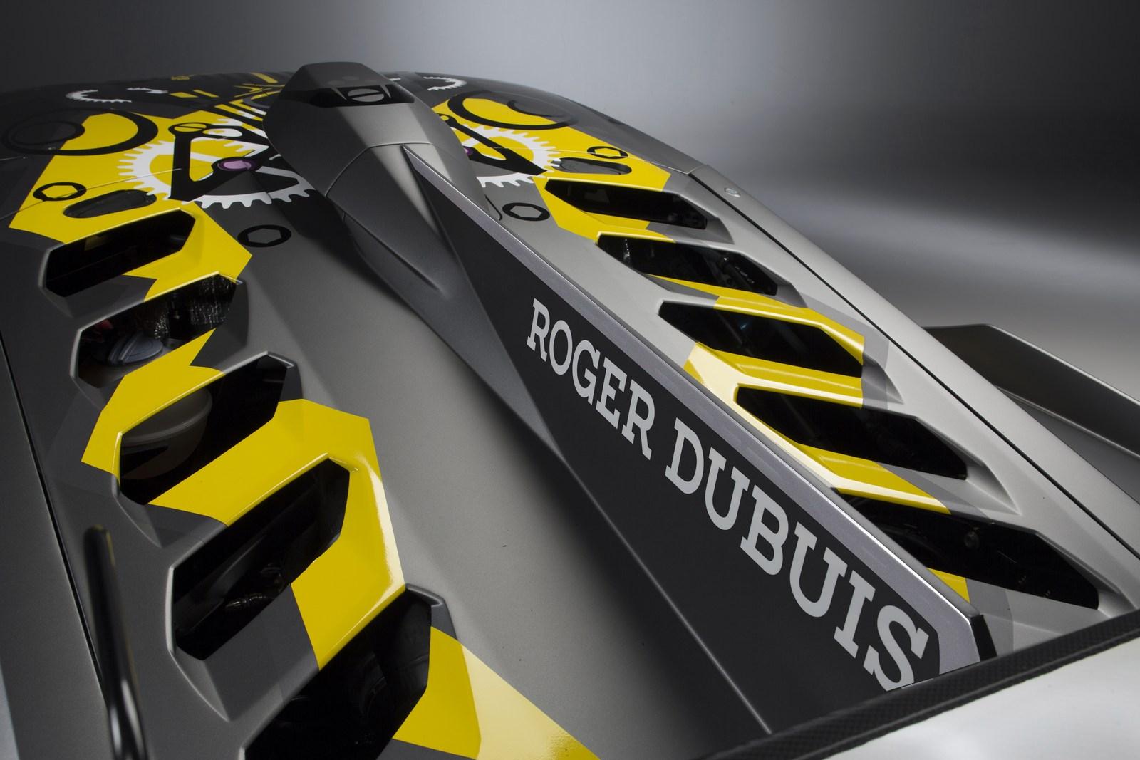 Lamborghini Huracan Super Trofeo Gets a Lot Racier With