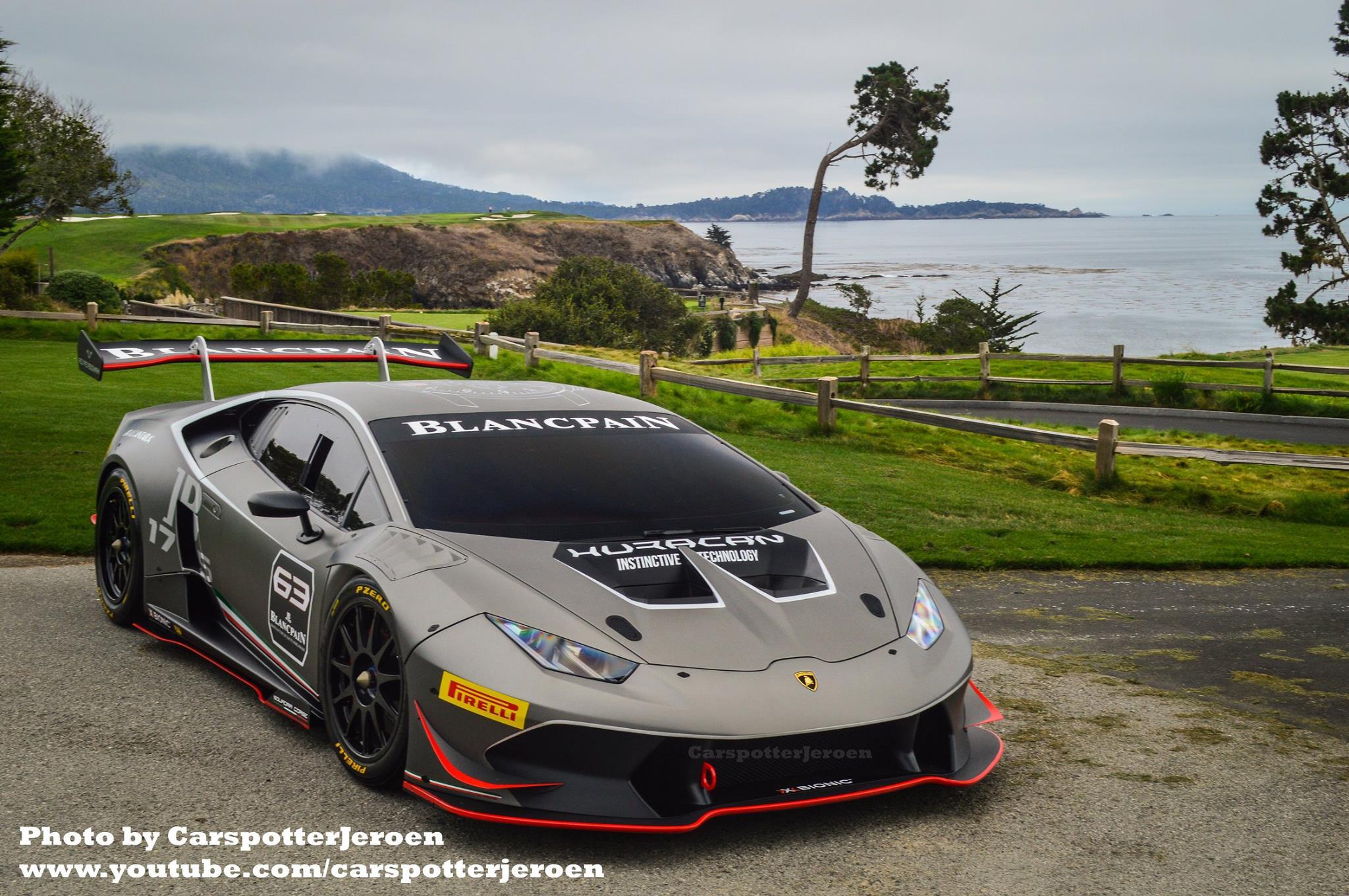 Foto Mobil Balap Lamborghini Kawan Modifikasi
