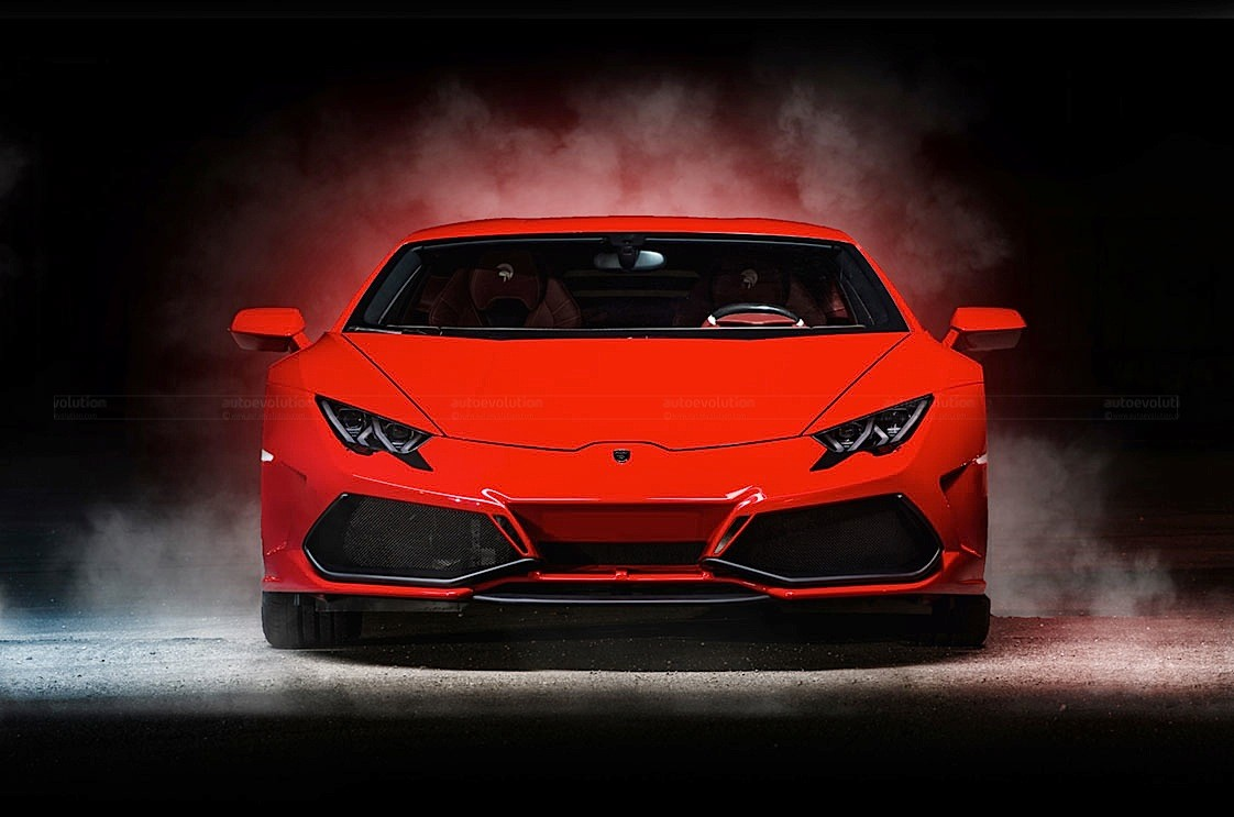 Lamborghini Huracan Tuned By Ares Design A Company