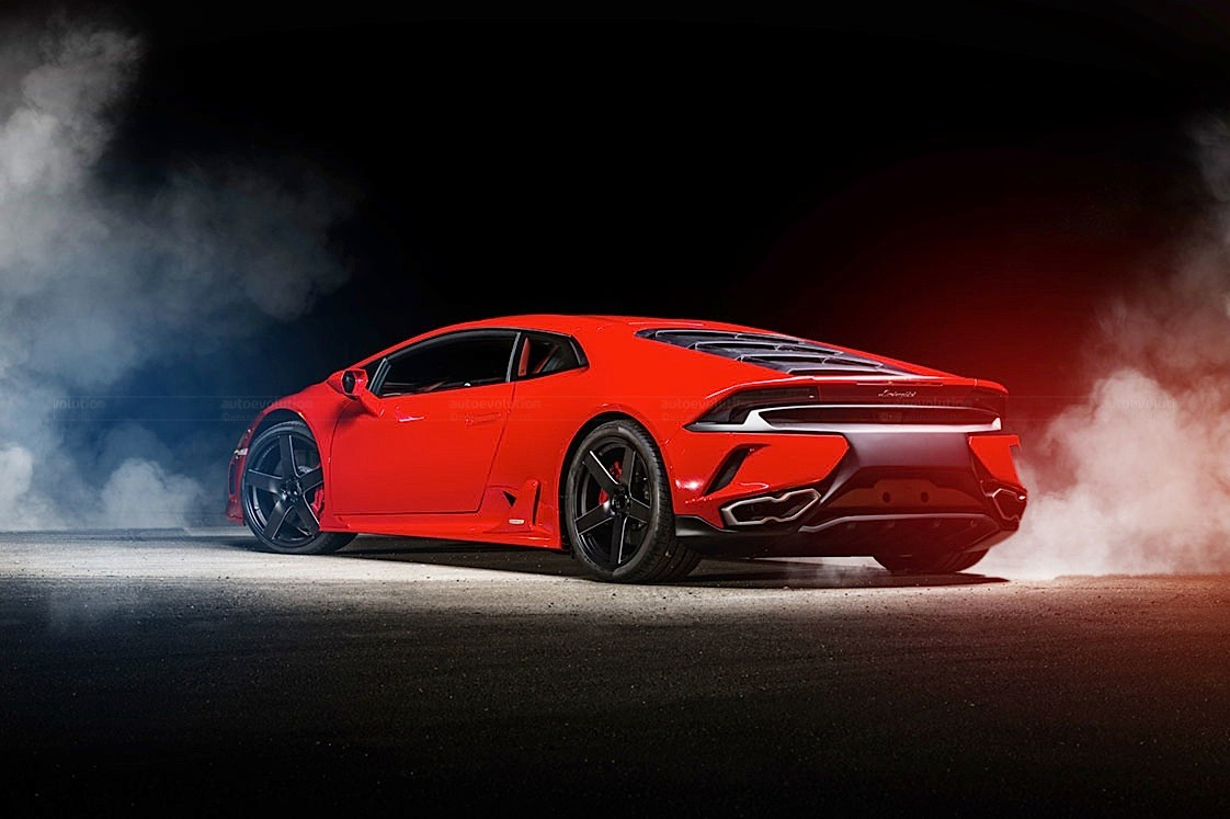 Lamborghini Huracan Tuned by Ares Design, a Company Founded by ex-Lotus Boss Dany Bahar ...