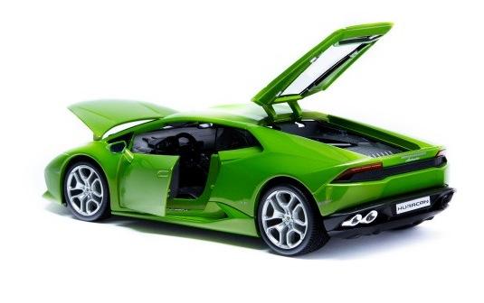 Lamborghini Launches Huracan T Shirt And Model Car Autoevolution