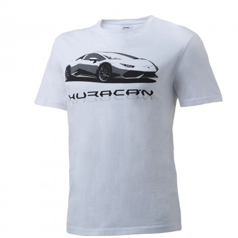 ... Huracan T Shirt And Model Car Special Edition