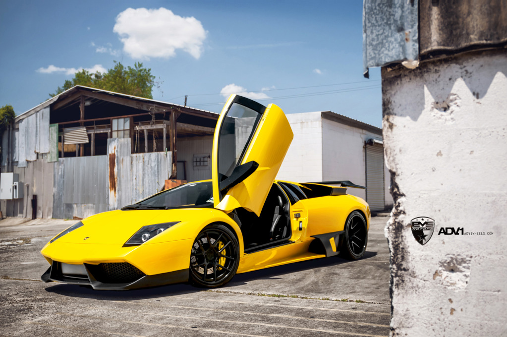 Lamborghini Murcielago Gets Liberty Walk Kit And Adv 1