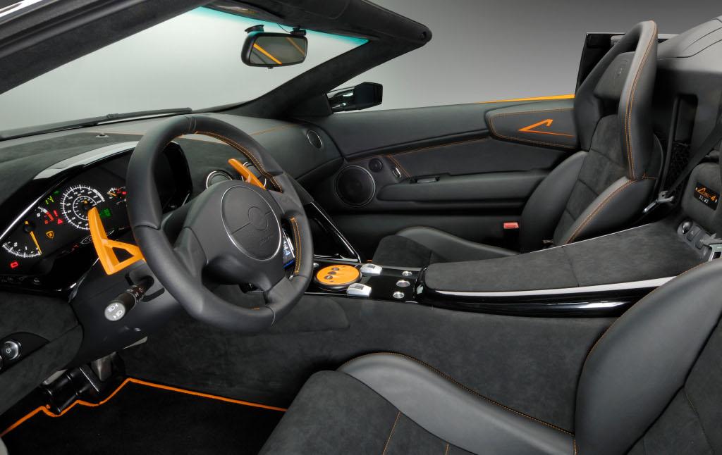 Lamborghini Murcielago LP 650-4 Roadster Details, Hot ...