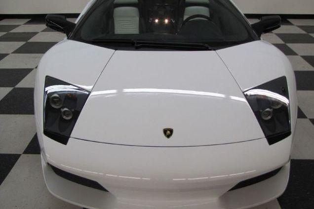 Lamborghini Murcielago Lp640 Roadster Versace Edition Up For Sale
