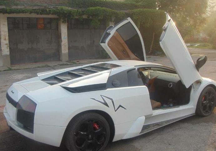 Lamborghini Murcielago Replica From China Autoevolution