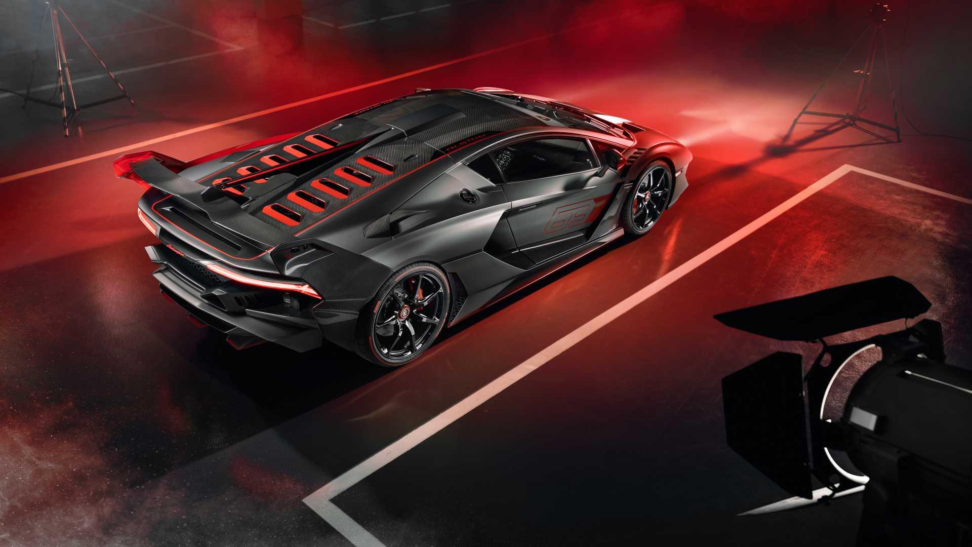 Lamborghini PHEV Incoming, Aventador and Huracan ...