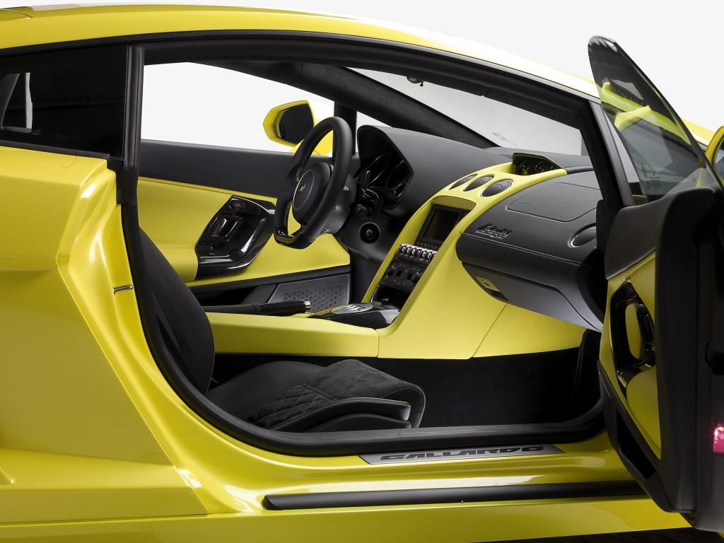 Lamborghini Recalls Gallardo Over Software Issue