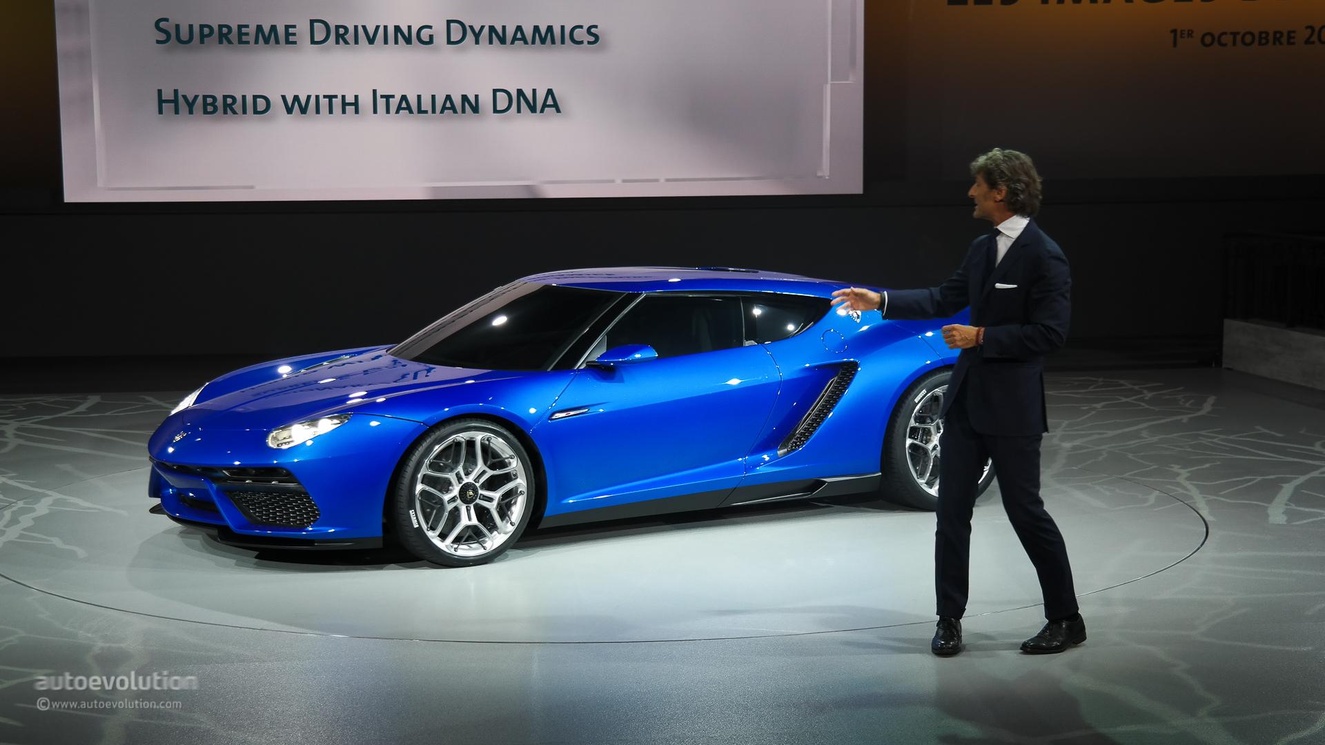 Lamborghini Reportedly Considering Quot Vitola Quot Electric