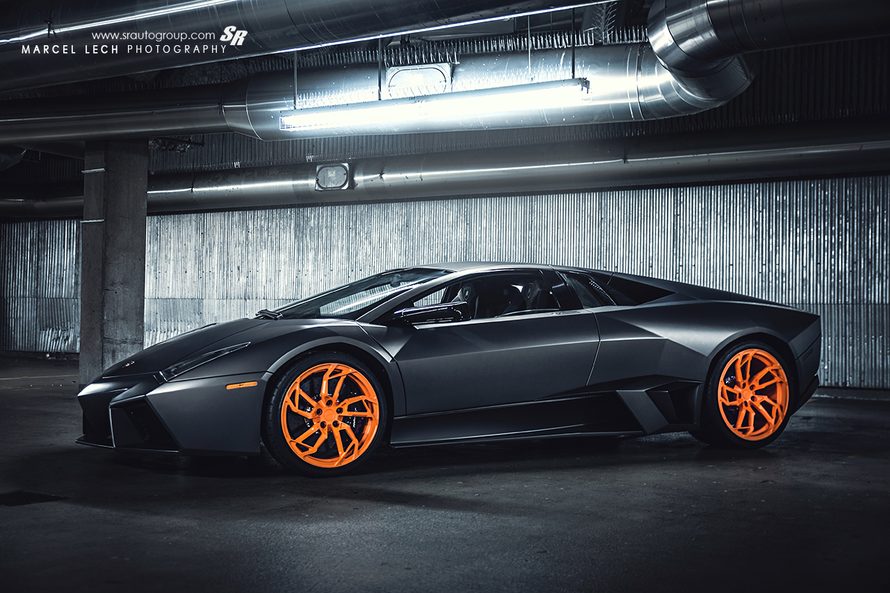 Lamborghini Reventon Limo Is Based On Mitsubishi Eclipse Causes