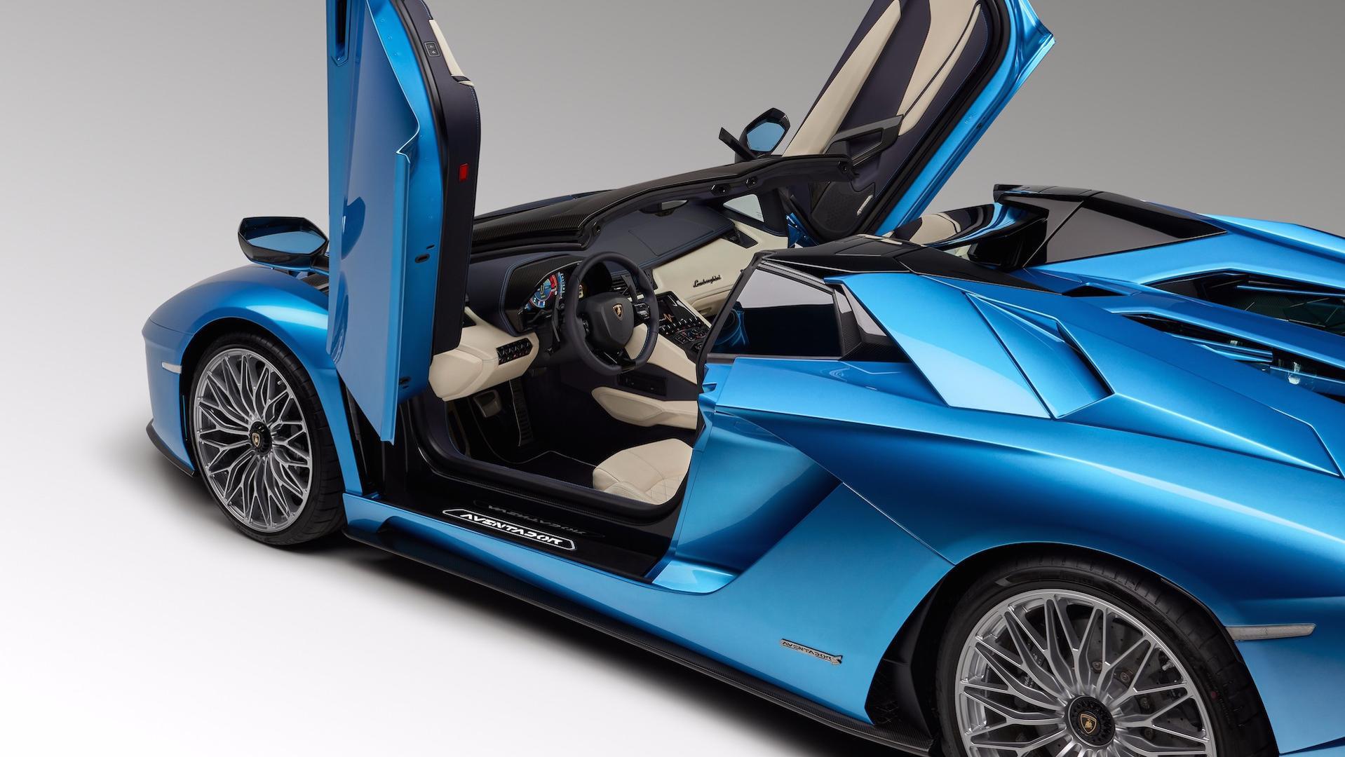 Lamborghini Says No To Rwd Aventador Water Is Still Wet Autoevolution