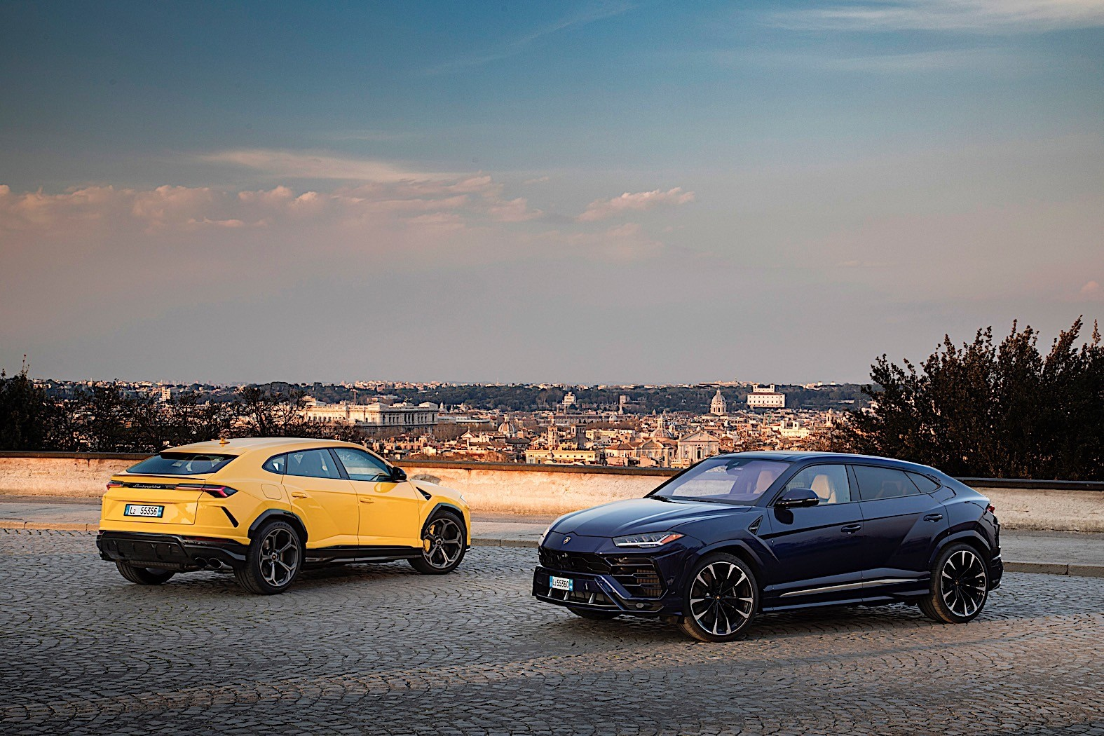 Lamborghini Urus Completes World Tour, Shows Itself in 114 Cities  autoevolution