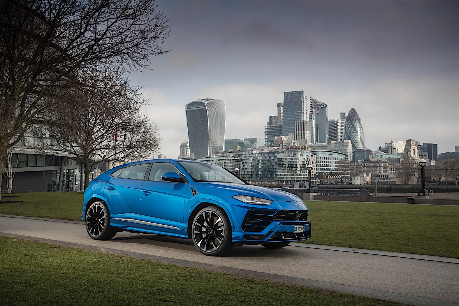 lamborghini urus completes world tour, shows itself in 114 cities