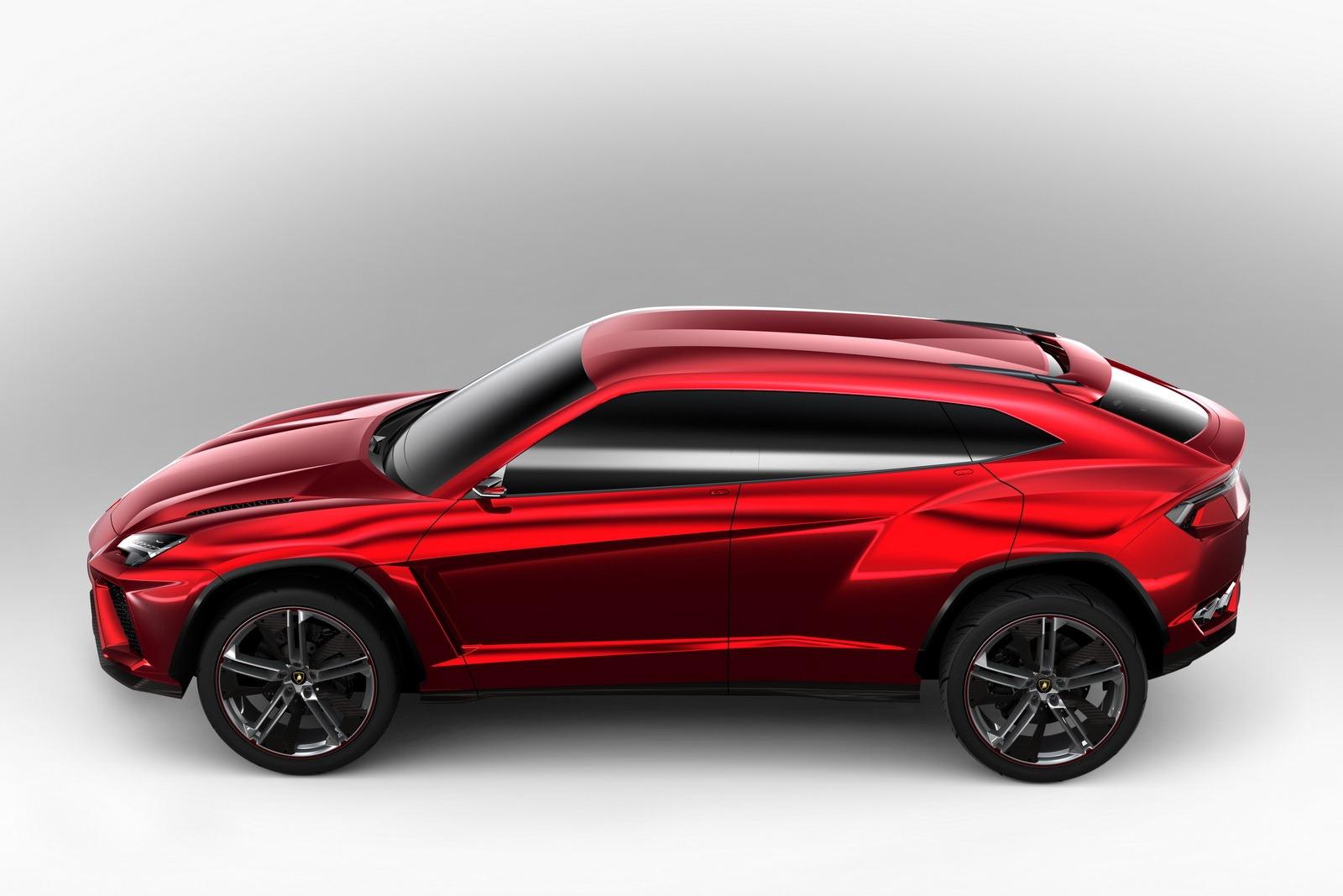 ... 2012 Lamborghini Urus ...
