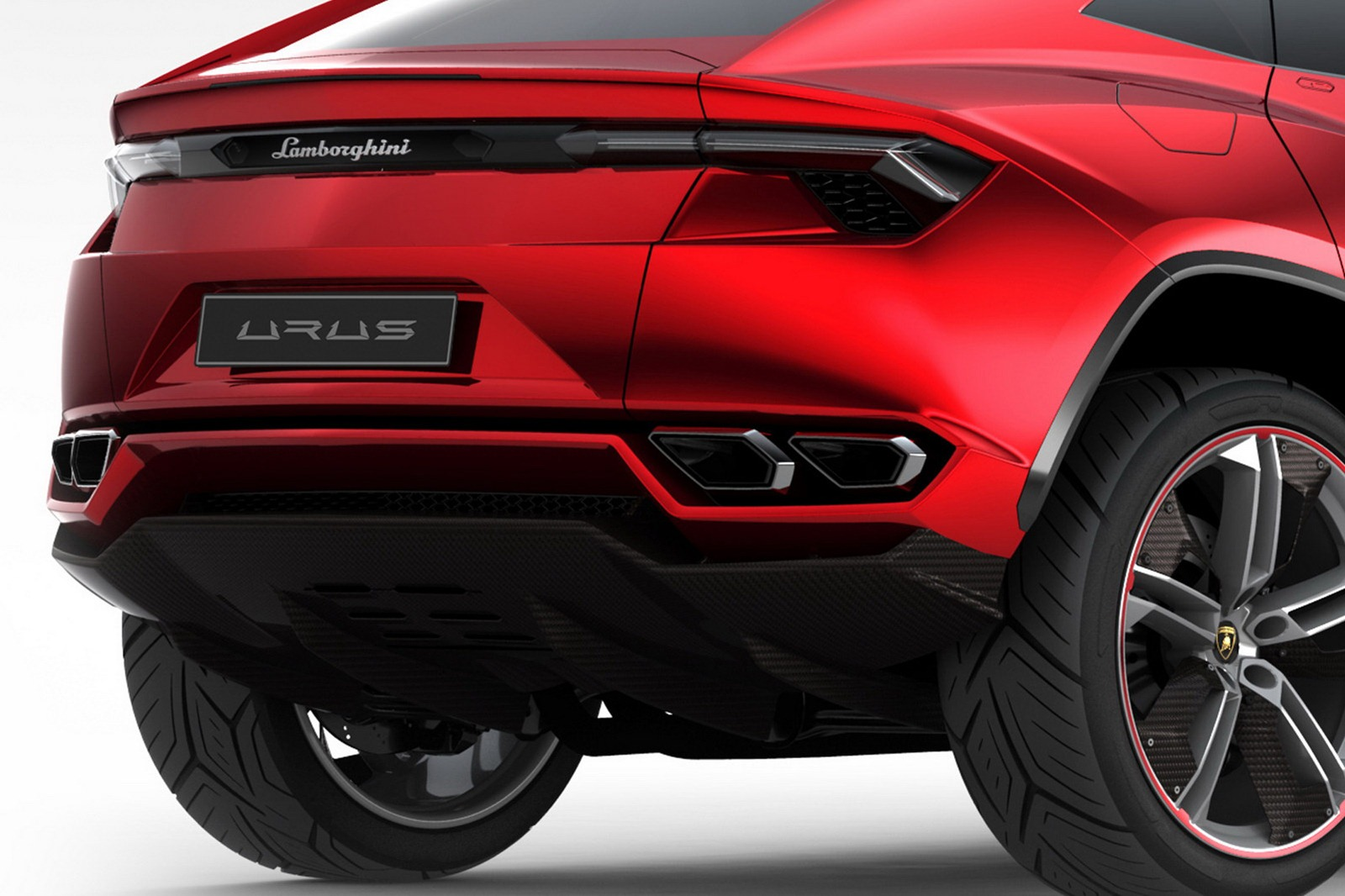 Lamborghini Urus Concept Is Born [Photo Gallery] - autoevolution